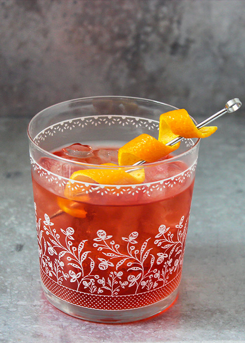 The Tequila Negroni is one of the most essential and popular tequila cocktails.