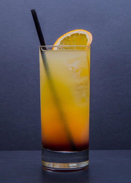The Tequila Sunrise is one of the most essential and popular tequila cocktails.
