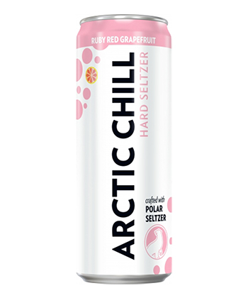 Arctic Chill Ruby Red Grapefruit is one of the best hard seltzers of 2021.