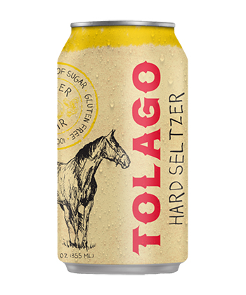 Tolago Ginger Pear is one of the best hard seltzers of 2021.