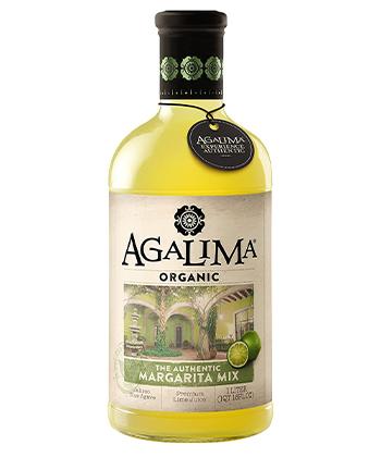 Agalima Organic Margarita Mix is one of the best Margarita mixes.