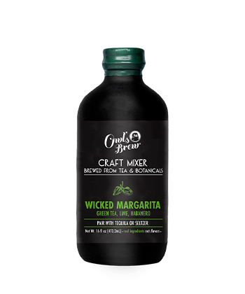 Owls Brew Wicked Margarita is one of the best Margarita mixes.