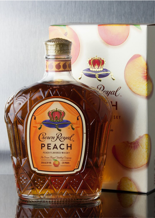 Crown Royal Peach is one of the most coveted whiskies in 2021