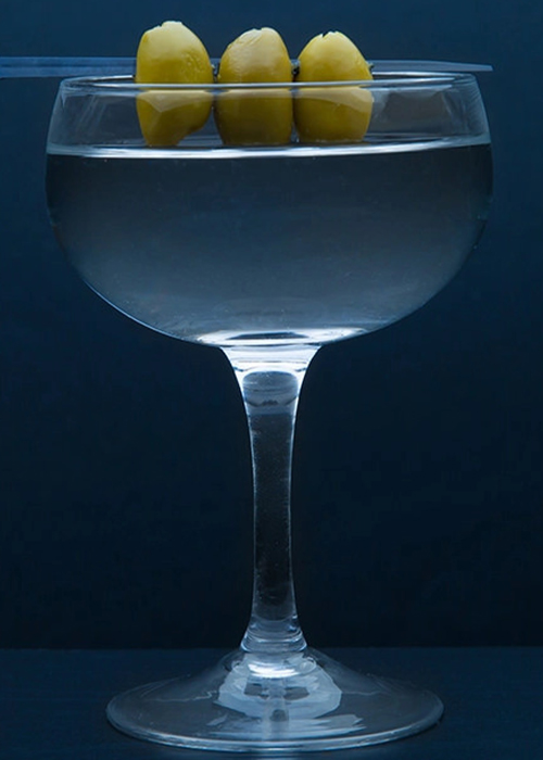 The Gin Martini is one of the most popular and essential gin cocktails.