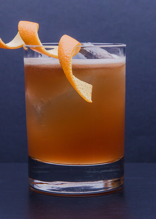 The Blood and Sand is one of the most popular and essential whiskey cocktails.