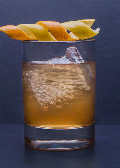 The Old Fashioned is one of the most popular and essential whiskey cocktails.