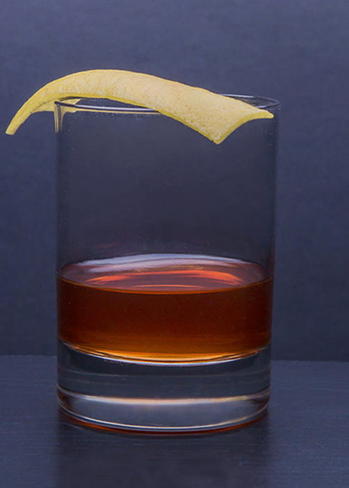 The Sazerac is one of the most popular and essential whiskey cocktails.