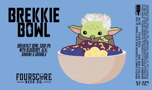 Brekkie Bowl by Four Score is one of the best IPAs for beginners.