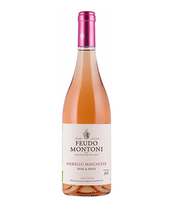 Feudo Montoni is one of the The 25 Best Rosé Wines of 2021