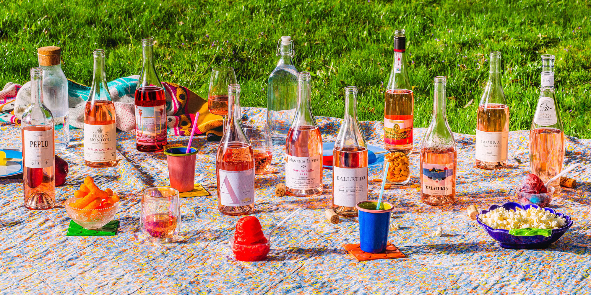 The 25 Best Rosé Wines of 2021