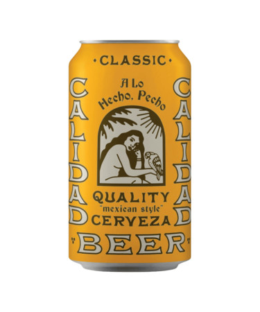 Calidad Beer Mexican Lager