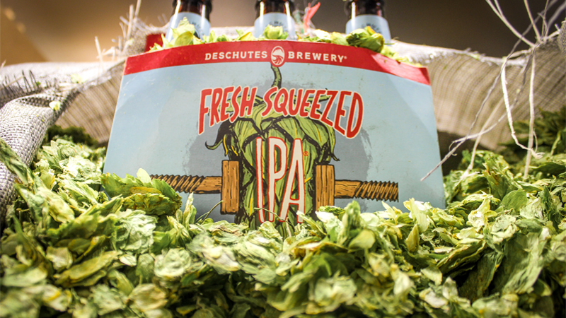 Citra is one of the most popular hops in the world, and has helped to drive the IPA craze.