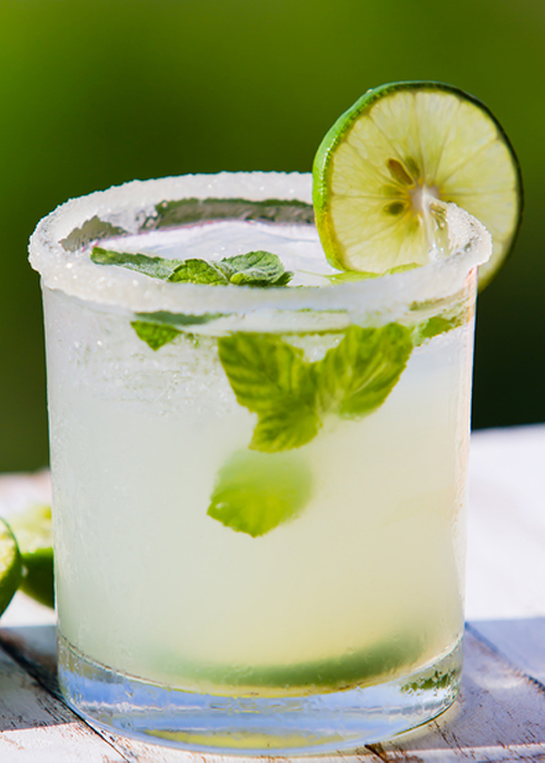 """Exploring Clean Cocktails? Simply sub a high quality agave nectar in for the Triple Sec in your typical Margarita recipe to create a """"Tommy's Margarita."""""""