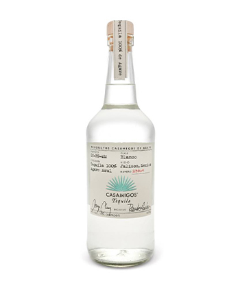 Learn more about George Clooney's Casamigos tequila.