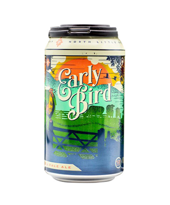 Flyaway Brewery's Early Bird is one of the best IPAs for beginners.