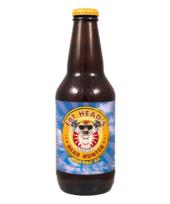 Fat Head's Head Hunter is one of the best IPAs for beginners.