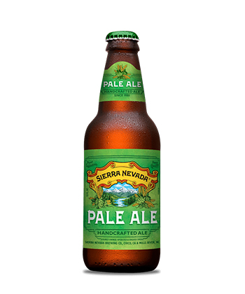 Sierra Nevada's Pale Ale is rated one of the best IPAs for beginners.