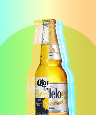 The Difference Between Corona and Modelo Beers, Explained