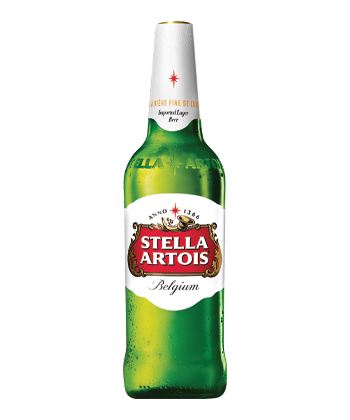 The difference between Stella Artois and Heineken, explained.