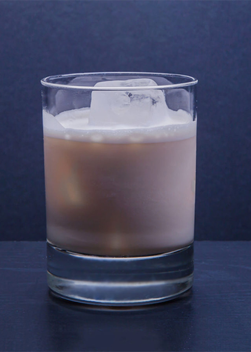 The White Russian is one of the most popular vodka cocktails