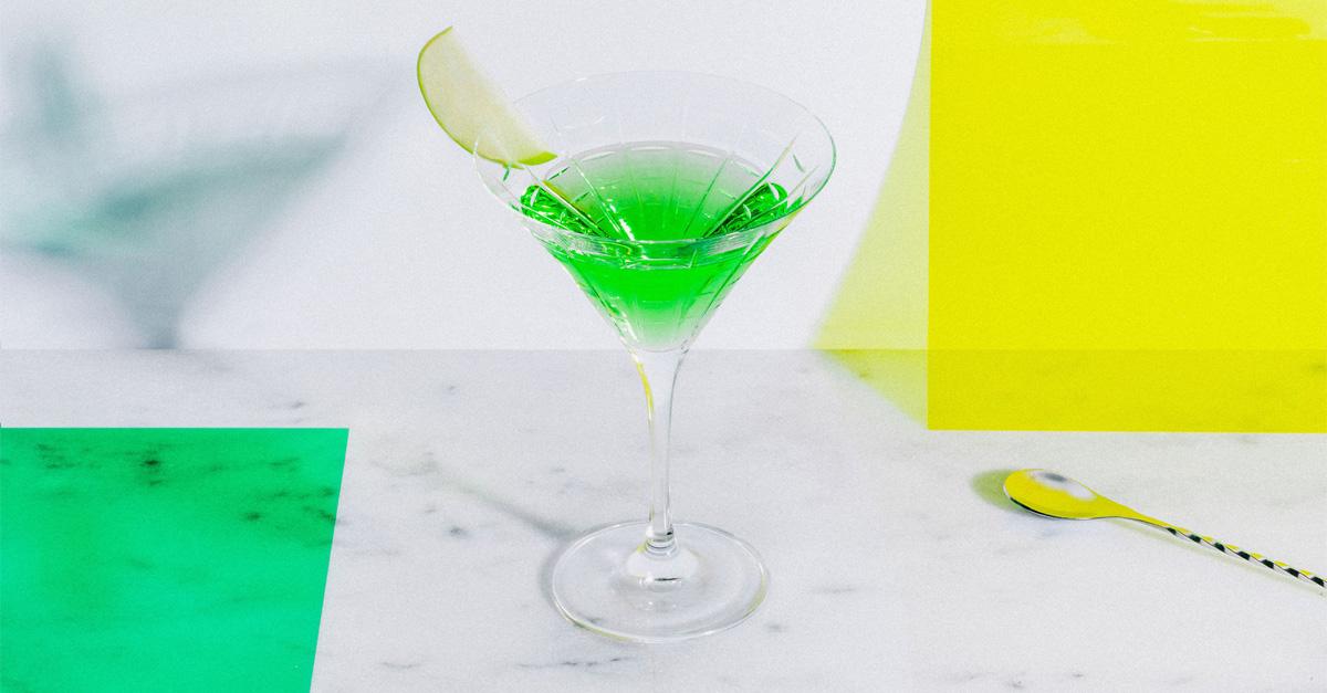The Apple Martini Recipe