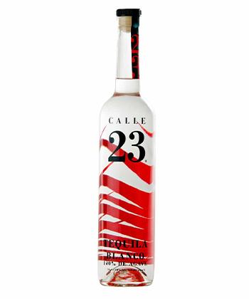 Calle 23 es uno de los tequilas más vendidos.
