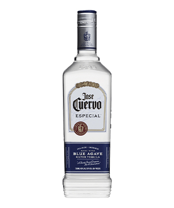 José Cuervo es uno de los tequilas más vendidos.