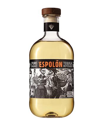 Espolòn es uno de los tequilas más vendidos.