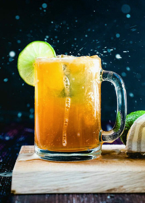 The Beerita is one of the best beer cocktails for summer.