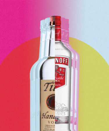 The Difference Between Smirnoff and Tito's, Explained