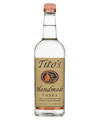 These are the differences between Smirnoff and Tito's vodkas.