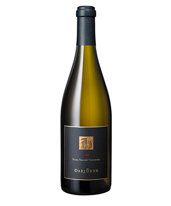 Darioush Napa Valley Viognier 2020 is one of the best wines for your beach bag this summer.