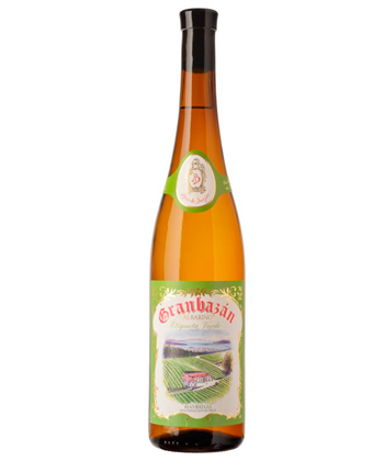 Albariño, Rias Baixas, 'Etiqueta Verde', Granbazan is one of the best wines for your beach bag this summer.