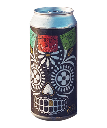 Wet Coast Costa Húmeda Mexican Dark Lager is one of the best camping beers recommended by brewers.