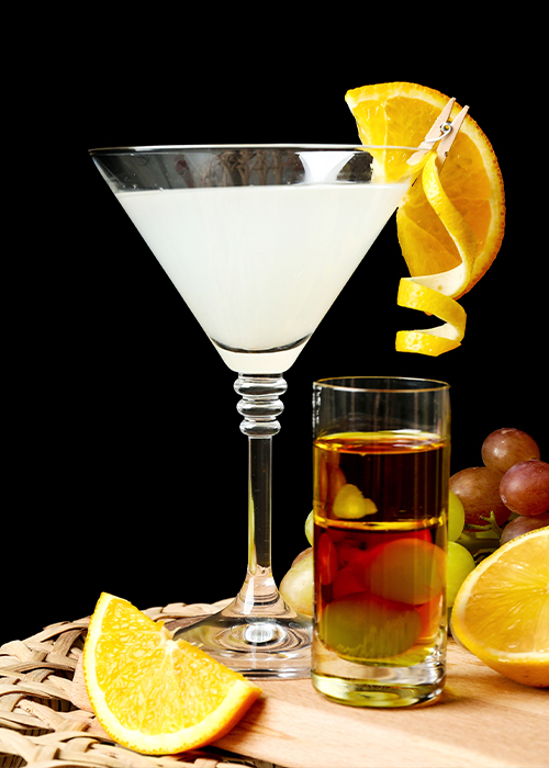 The Tequila Martini is one of the best underrated tequila cocktails.