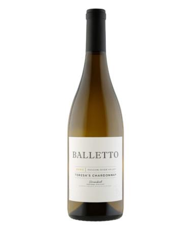 Balletto Teresa's Unoaked Chardonnay