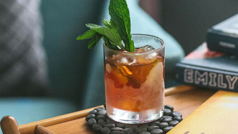 Art of Choke is one of the influential recipes from Beta Cocktails