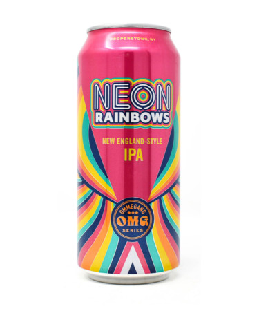 Ommegang Neon Rainbows New England-Style IPA