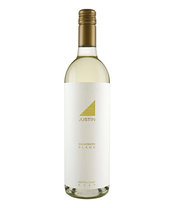 Justin Vineyards & Winery Sauvignon Blanc 2020 is one of the best for 2021