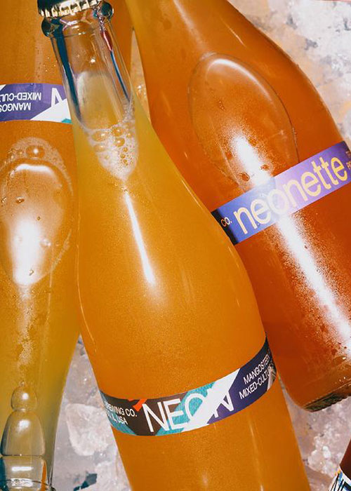 Hopewell Neon is one of the beers made using carbonic maceration.