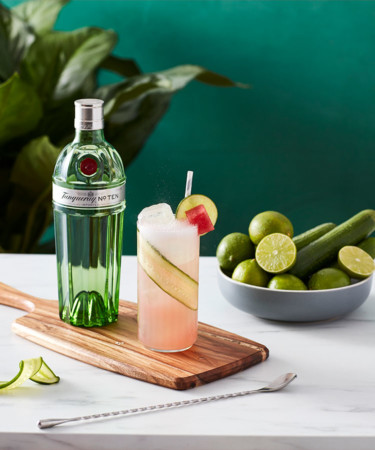 Every Summer Cocktail You Need to Try With Tanqueray