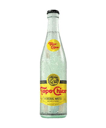 The difference between La Croix and Topo Chico