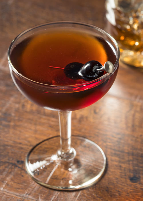 The De La Louisiane is one of the most underrated whiskey cocktails