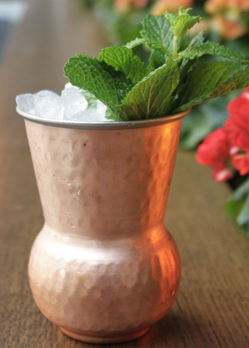 The Italian Julep is one of the best bitter cocktails for any occasion.