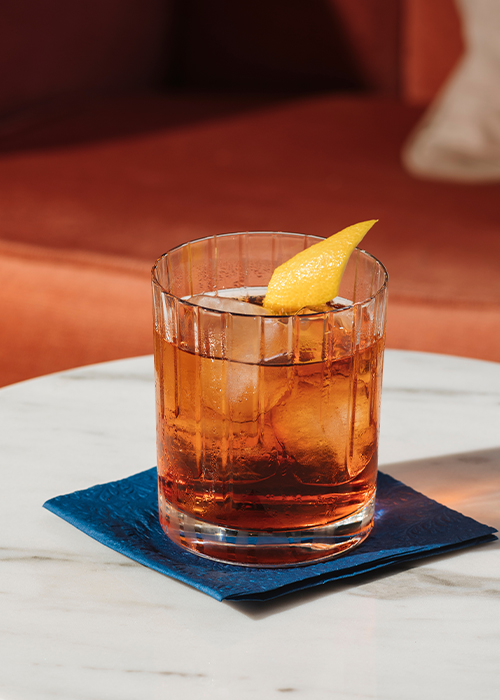 The Negroni is one of the best bitter cocktails for any occasion.