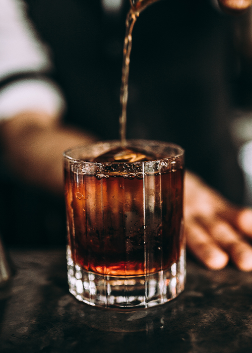 These are the differences between Whiskey and Bourbon.