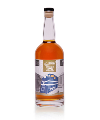 Boardroom Spirits Northbound Is one of the best Rye Whiskey Brands of 2021