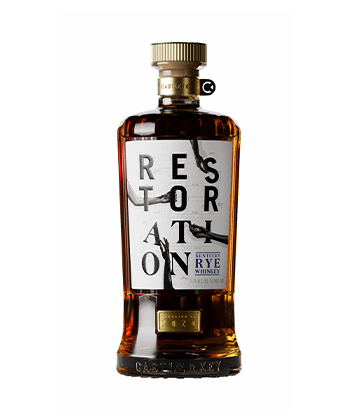 Castle & Key Restoration Is one of the best Rye Whiskey Brands of 2021
