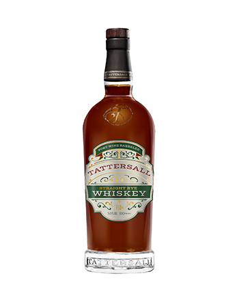 Tattersall Distilling Port Wine Is one of the best Rye Whiskey Brands of 2021
