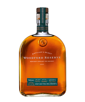oodford Reserve Distiller's Select Kentucky Is one of the best Rye Whiskey Brands of 2021